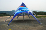 Tente en aluminium d'étoile d'usager de qualité, tente se pliante d'usager d'étoile de modèle neuf pour l'événement