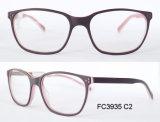 流行の楕円形はアセテート光学Eyewearを組み立てる