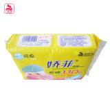 Haut de la vente de fuite ultraminces preuve Femmes Gel absorbant pour des serviettes hygiéniques