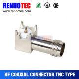 工場価格TNCの女性PCBの台紙のコネクター