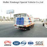 5.5cbm Jmcの道路掃除人のトラックのユーロ4