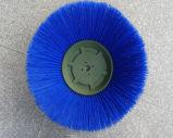 Rue personnalisée en nylon fibre synthétique de la neige rotatif Sweeper fabricant de la brosse de nettoyage