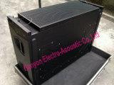 """Kf760 3-Way el doble de 12"""" de la matriz de línea profesional de altavoces de audio"""
