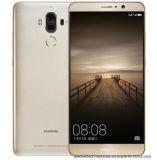 """Huawei Mate 9 4G LTE FDD Android 7.0 Octa Core CPU 5.9"""" FHD 1920X1080 6g+128g 20.0MP +12MP Leica Cámara trasera doble huella NFC Smart Phone Oro"""