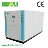 Refroidisseur d'eau industriel refroidi par air de Huali 5HP