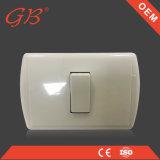 Interruttore elettrico di vendita caldo standard americano della parete
