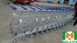Baumaterial-Supermarkt-Lager-Logistik-Plattform-Einkaufen-Laufkatze