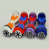 Equilibrando o Scooter Hoverboard 8 Inch Solid Rubber Tel N4s
