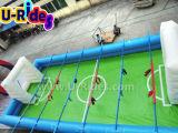 Opblaasbaar Menselijk Hof Foosball voor Kinderen