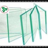 3mm----19mmの緩和されたガラス、建物ガラスのための強くされたガラス