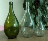 бутылка вина 2L стеклянная с крышкой пробочки