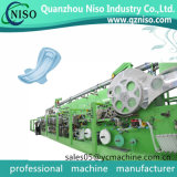 Seventh Generation Stay Free Cotton Material et type régulier Organic Sanitary Women Pads Making Machine