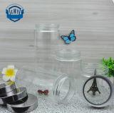 900ml-2264ml качество еды прозрачное, цилиндрический, широкий опарник стекла хранения рта