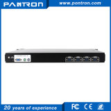 4ports / 8ports / 16ports 1u Rack Mount 19 '' LED Kvm Switch