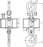 SZ-Kc drahtlose Digital Kran-Schuppe mit Anzeiger