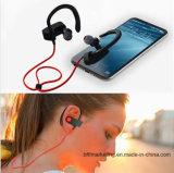 El Deporte-Ejecutarse estéreo sin hilos de los auriculares de los auriculares de Bluetooth sin manos con el Mic para el androide Smartphone del IOS