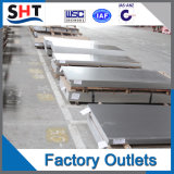 Fabricant chinois 201 Plaque en acier inoxydable