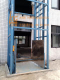 China-hydraulische Fracht-Aufzug-Führungsleiste (SJD3-6)