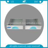 AG-Cht003 con las filas dobles para la carretilla médica del ABS paciente del registrador