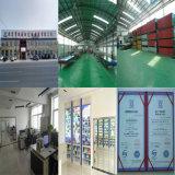 Hoja hueco modificada para requisitos particulares pared multi del policarbonato para la decoración