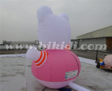 Cute Ketty gonflable Cate Cartoon Balloon pour la publicité K2095