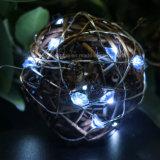 다이아몬드 De⪞ Orative 9FT 40LEDs AA 배터리 전원을 사용하는 실내 결혼식 휴일 De⪞ 연설 요전같은 씨 빛