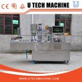 Máquina de rellenar /Cup de la taza pura mineral del agua que llena la planta del lacre