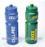 trinkende Flasche des Sport-750ml, Plastikwasser-Flasche