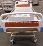 CER anerkannte Krankenhaus 5-Function ABS Handrill manuelles medizinisches Bett (AG-BMS001C)