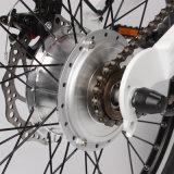 Aleación de 20 pulgadas de la ciudad de bastidor de la bicicleta eléctrica Motor media