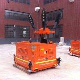 Tanque de Combustível 150L Torre de iluminação LED com 7m Mastro Hidráulico Rplt2800