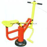 Bicicleta de exercício para o equipamento apropriado ao ar livre com boa qualidade e bem parecido
