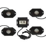 Spitzenart Bluetooth Contrllor RGB LED Felsen-Licht für den Jeep ATV SUV nicht für den Straßenverkehr