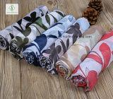 2017 новых леди мода шарфом 100% вискоза с Polka Dot печати