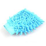 2 - Бортовое изготовление перчатки перчатки мытья Microfiber синеля