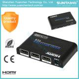 Conversor HDMI 1080p HDMI 2.0 1*2 entradas HDMI Divisor para computador HDTV