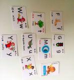 Grelle Spiel-Karten