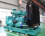 563kVA OEMの製造業者による本物のCumminsのディーゼル発電機セット