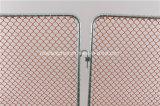 Maglia arancione della barriera di sicurezza della rete fissa di collegamento della Cina che recinta per la costruzione (XMM-CL0)