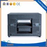 Impresora ULTRAVIOLETA del LED de la impresora de la pequeña talla ULTRAVIOLETA ULTRAVIOLETA de la impresora A4 para el cuero