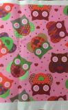 인쇄된 Cartoon Polyester Fabric 210d 5mm Ripstop PVC/PU Coating