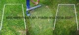 低炭素鋼鉄が付いている電流を通された金網の網か六角形ワイヤー網
