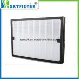 Filter-Blatt des Glasfaser-Staub-HEPA