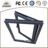 Guichet en aluminium de tissu pour rideaux de certificat de la CE