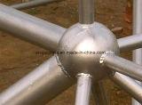 CNC Precisie die de Delen van het Lassen machinaal bewerken