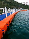 Плавучий док Jiachen оптовый померанцовый пластичный экономичный одиночный