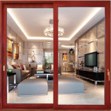Alliage d'aluminium de conception de Chine Portes et fenêtres cintrées Français pour l'Indonésien