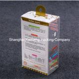 ロゴの印刷プラスチックPPのボックスWholsaleのボックスを包むプラスチックPPをカスタム設計しなさい