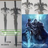 World of Warcraft Frostmourne Swords Movie Swords 9512047