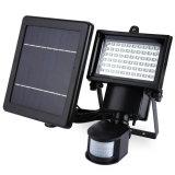 LEDの太陽ランプの防水太陽ライトPIR 60 LEDs